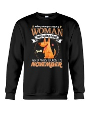 Dog Crewneck Sweatshirt thumbnail