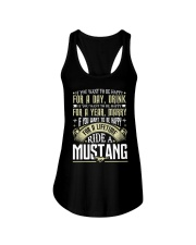 MSTANG Ladies Flowy Tank tile