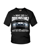 MSTANG Youth T-Shirt tile