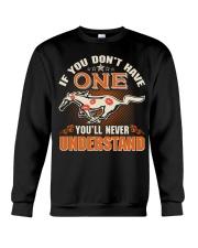 MSTANG Crewneck Sweatshirt front