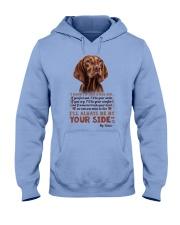 Vizsla Hooded Sweatshirt front