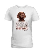 Vizsla Ladies T-Shirt thumbnail