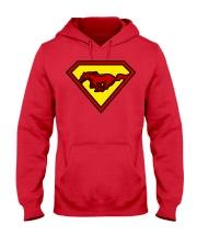 MSTANG Hooded Sweatshirt front