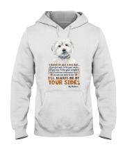 Maltese Hooded Sweatshirt thumbnail