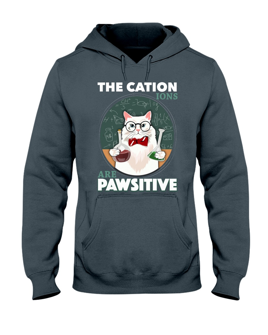 CAT Hooded Sweatshirt