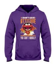 MUTID Hooded Sweatshirt front
