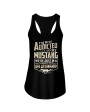 MUSTANG 5 Ladies Flowy Tank tile