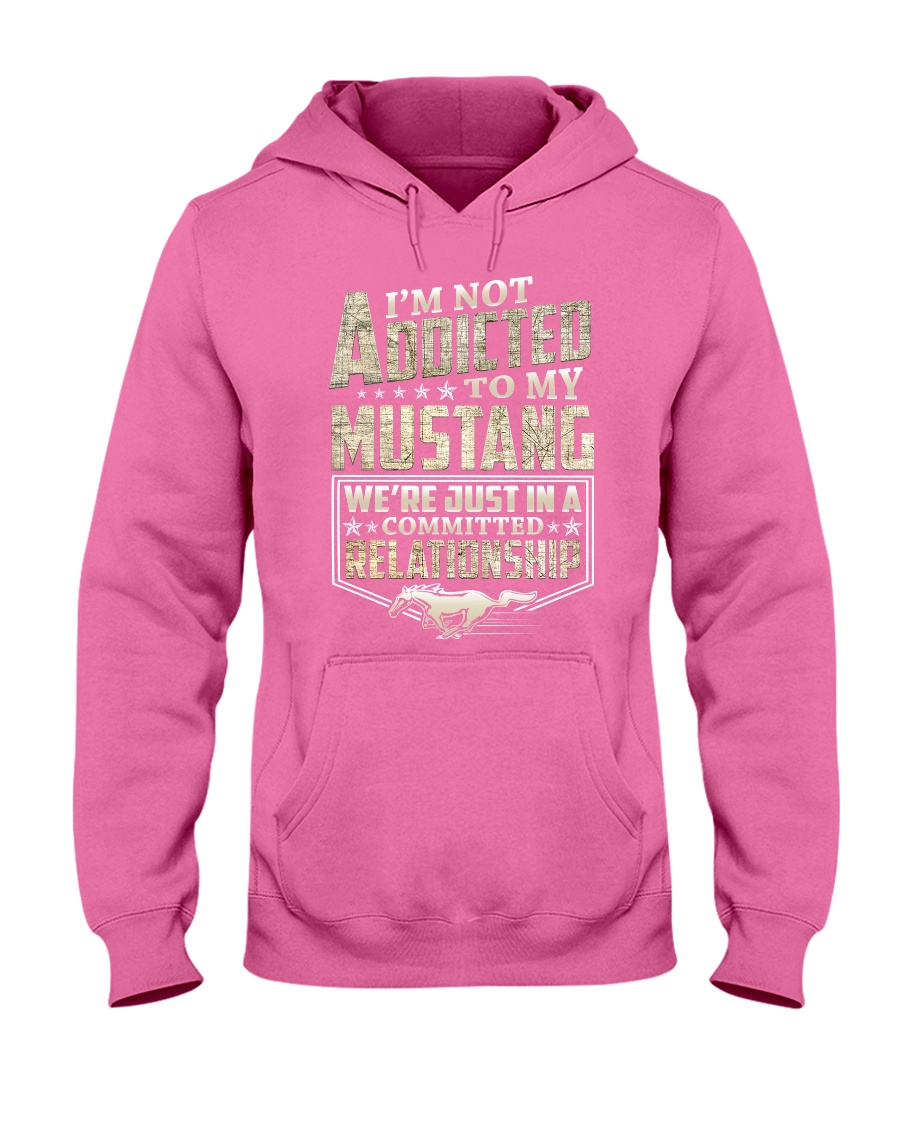 MUSTANG 5 Hooded Sweatshirt