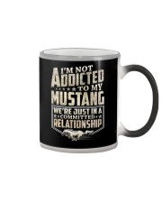 MUSTANG 5 Color Changing Mug thumbnail