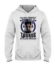 Taurus Hooded Sweatshirt front