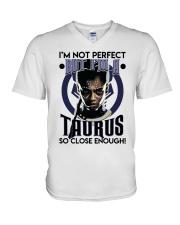 Taurus V-Neck T-Shirt thumbnail