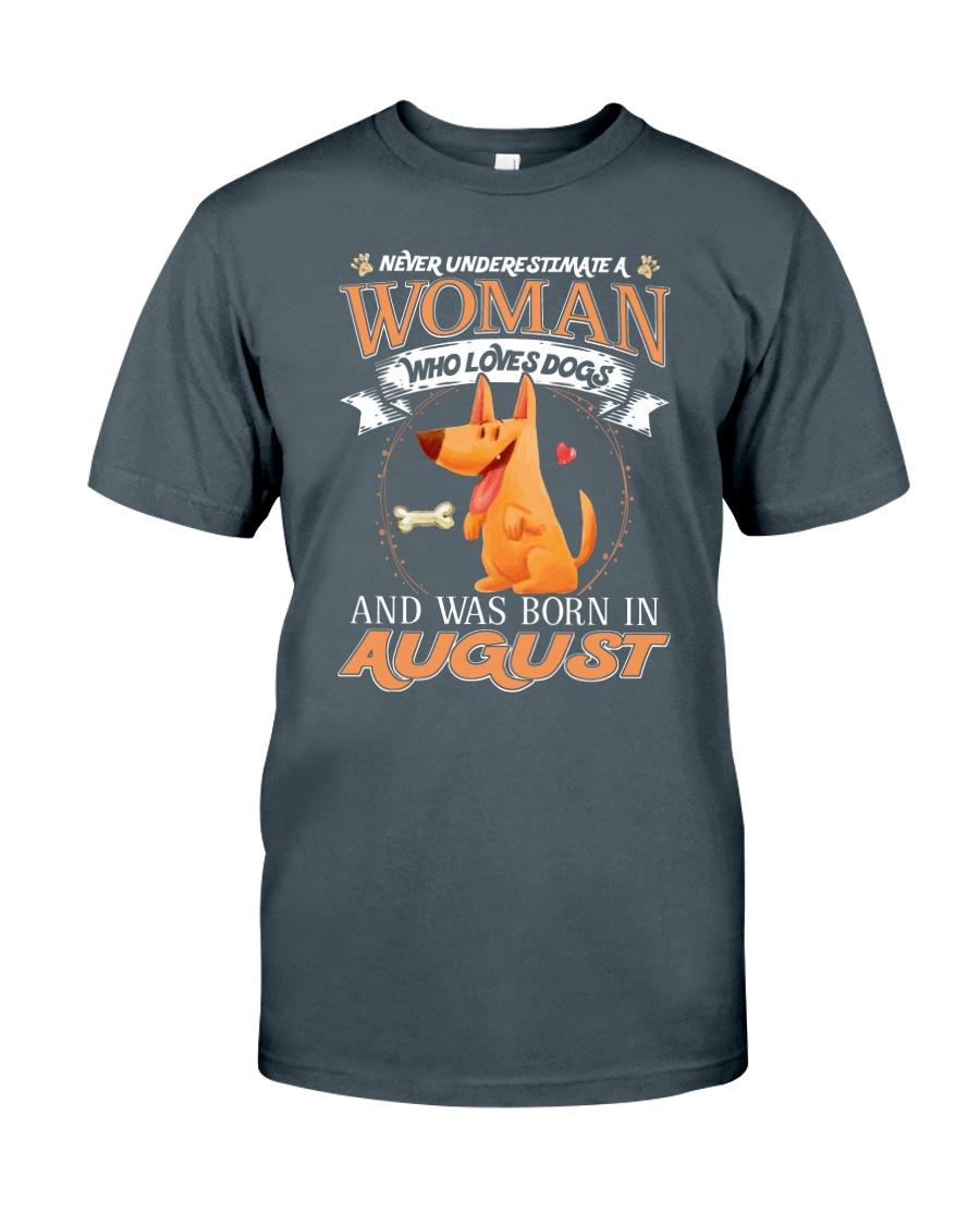 Dog Classic T-Shirt showcase