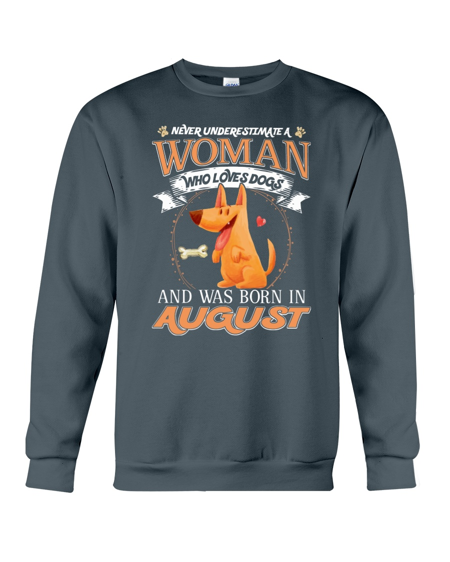 Dog Crewneck Sweatshirt