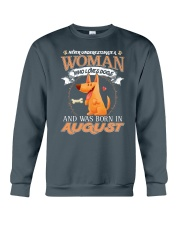 Dog Crewneck Sweatshirt front