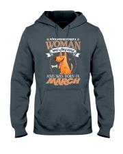 DOG Hooded Sweatshirt front