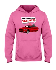 MSTANG Hooded Sweatshirt thumbnail