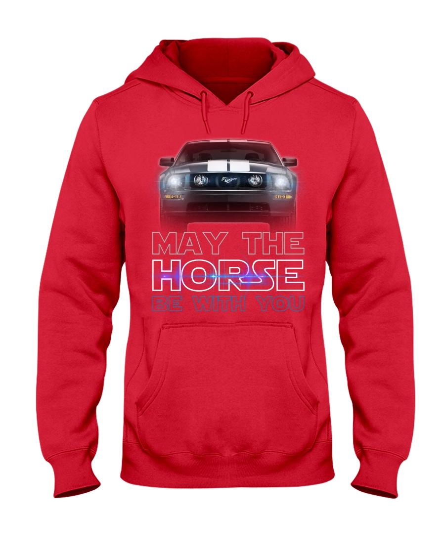 MSTANG Hooded Sweatshirt showcase