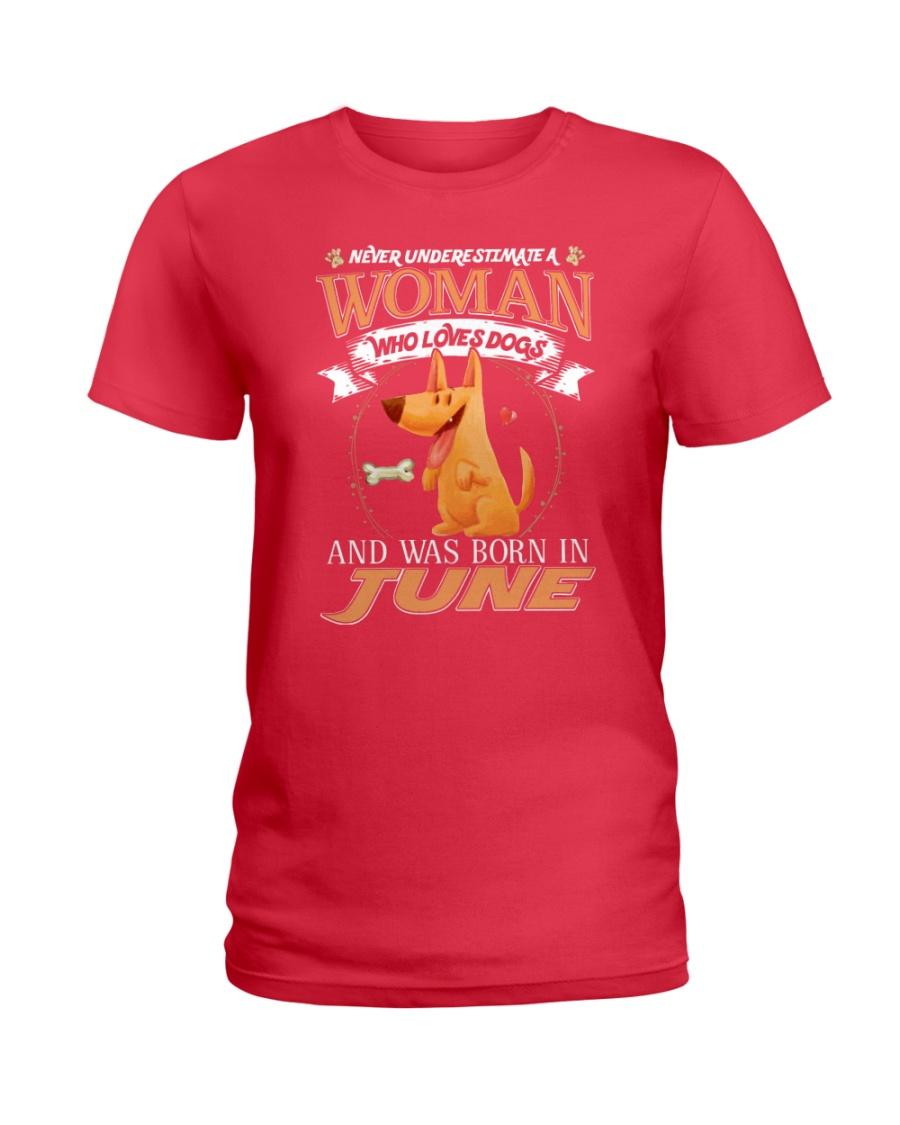 Dog Ladies T-Shirt