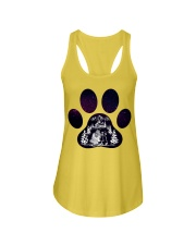 DOG Ladies Flowy Tank front