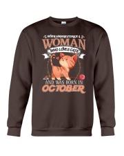 CAT Crewneck Sweatshirt front