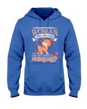 CAT Hooded Sweatshirt front