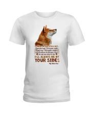 Shiba Ladies T-Shirt thumbnail