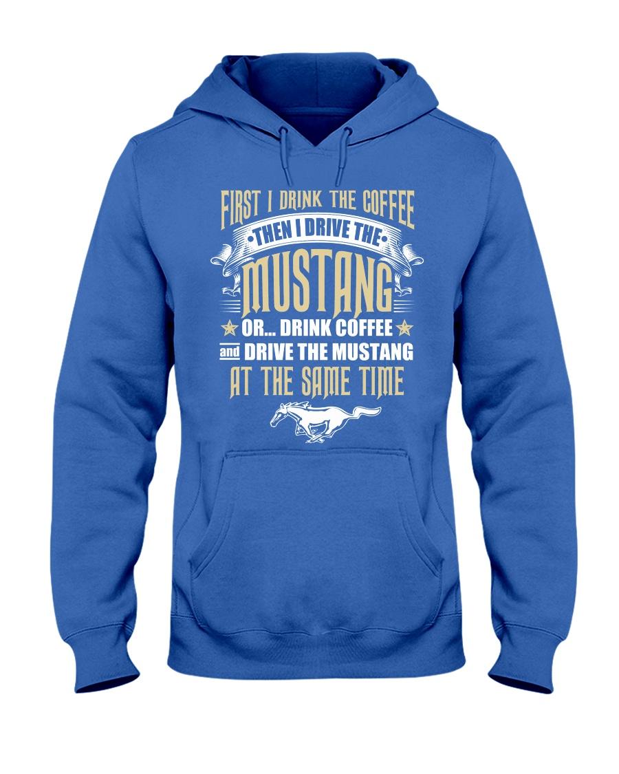 MSTANG Hooded Sweatshirt