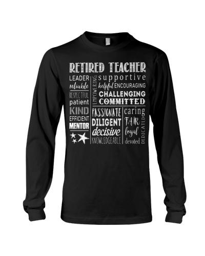 Funny Retired Teacher Gift T Shirts