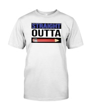 Straight Outta Pencils Classic T-Shirt tile