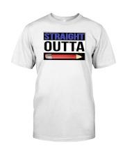 Straight Outta Pencils Classic T-Shirt thumbnail