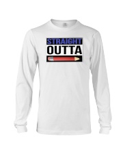 Straight Outta Pencils Long Sleeve Tee thumbnail