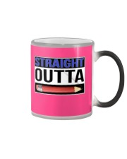 Straight Outta Pencils Color Changing Mug thumbnail