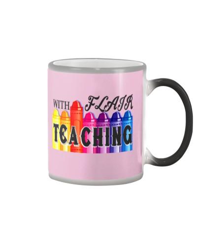 Teach with Flair