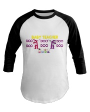 Baby Teacher Baseball Tee thumbnail