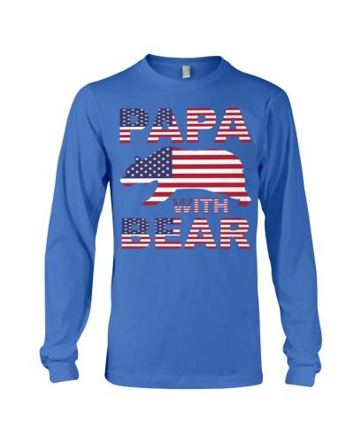 With Papa Bear Americana