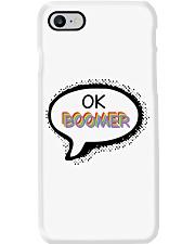 Okay Boomer Phone Case Phone Case i-phone-8-case