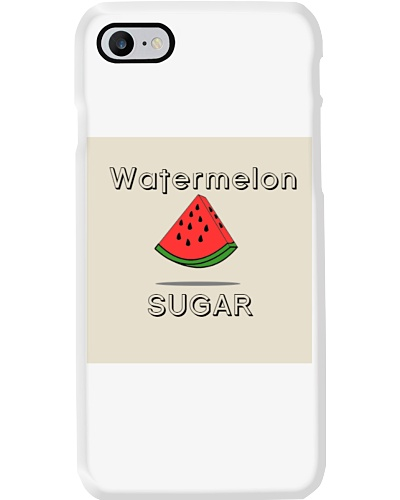 Watermelon Sugar High Phone Case