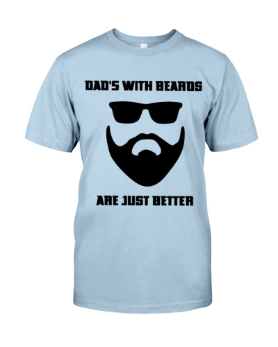 Dad's with Beards are Just Better