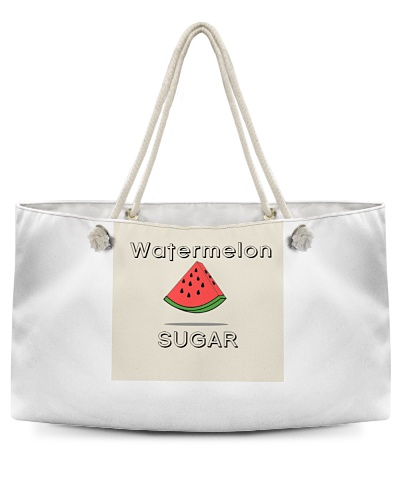 Watermelon Sugar High Weekend Tote Bag