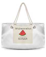 Watermelon Sugar High Weekend Tote Bag  Weekender Tote front