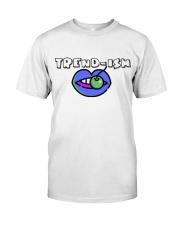 TREND-ISH LOGO SHIRT  Classic T-Shirt front