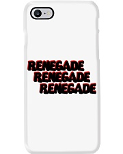 Renegade Rend and Black Logo Phone Case Phone Case i-phone-8-case