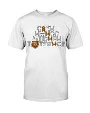 Carol Baskin Tiger Tshirt  Classic T-Shirt front
