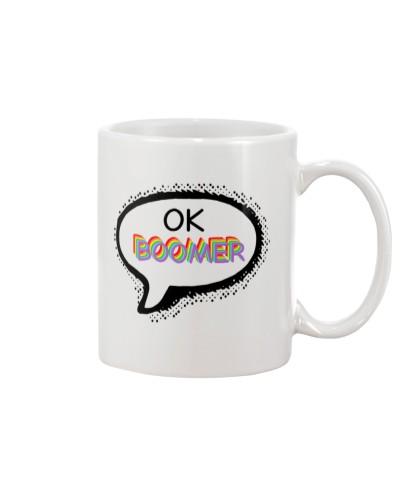 Okay Boomer Ceramic Coffee Mug