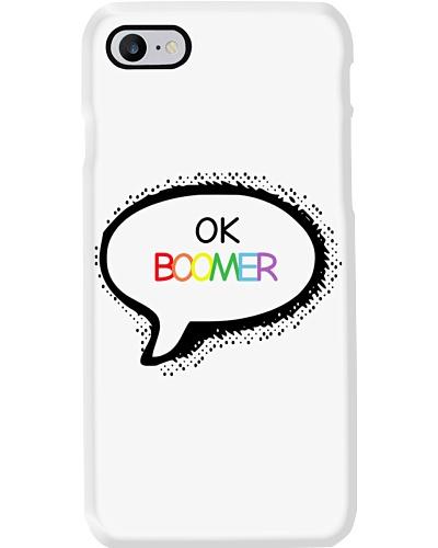 OK Boomer Phone Case