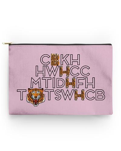 Carol Baskin Tiger Accessory Pouch