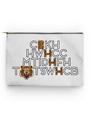 Carol Baskin Tiger Accessory Pouch Accessory Pouch - Standard front