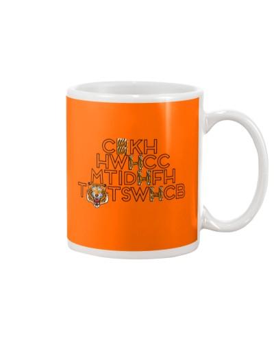 Carol Baskin Tiger Ceramic Coffee Mug