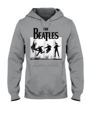 The Beatles Jump at Sefton Park T-shirt Hooded Sweatshirt front