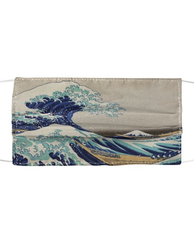 Great Wave Mask